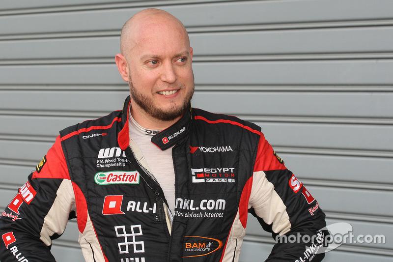 Rob Huff, All-Inkl Motorsport
