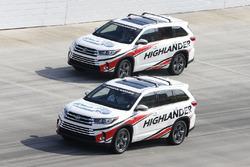 Streckensicherungsfahrzeuge: Toyota Highlander