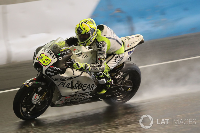 16. Alvaro Bautista, Aspar Racing Team