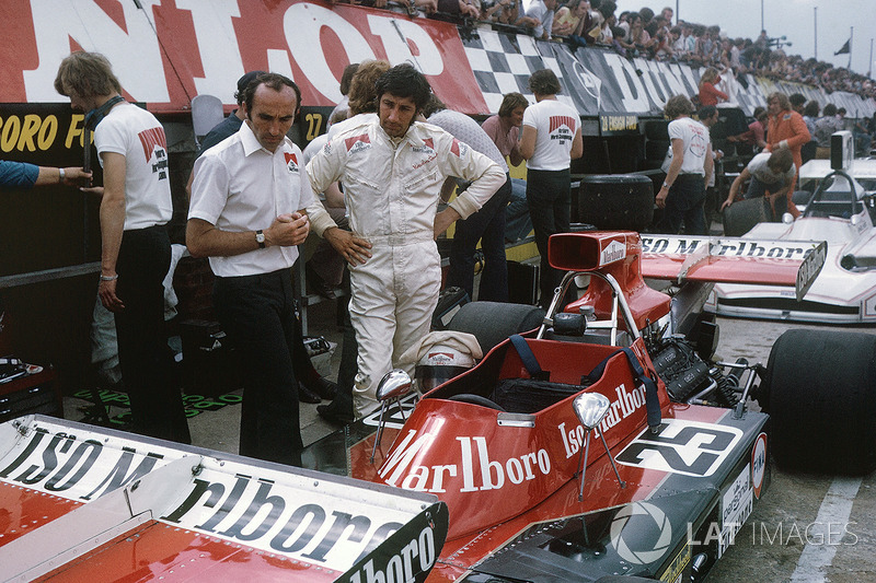Howden Ganley: na F1 de 1971 a 1974, com 35 participações.