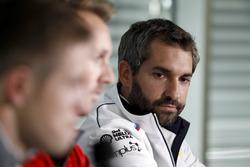 Conferenza stampa: Timo Glock, BMW Team RMG, BMW M4 DTM