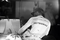 Lewis Hamilton, Mexican GP, 2016