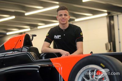 MP Motorsport Spaans F4 aankondiging