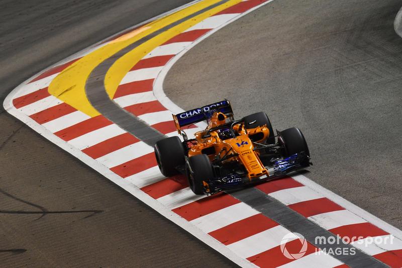 7e : Fernando Alonso (McLaren)