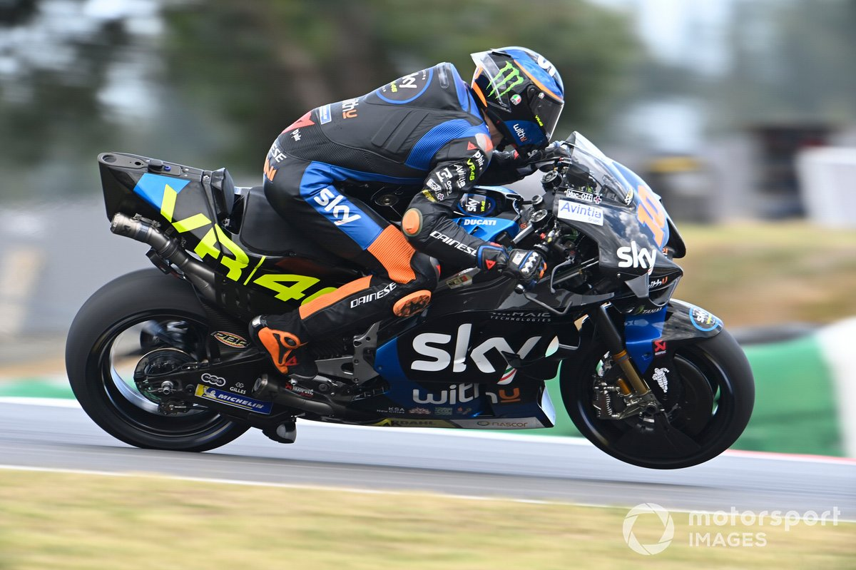 Vr46 Team Will Race In Motogp From 2022 With Saudi Backing