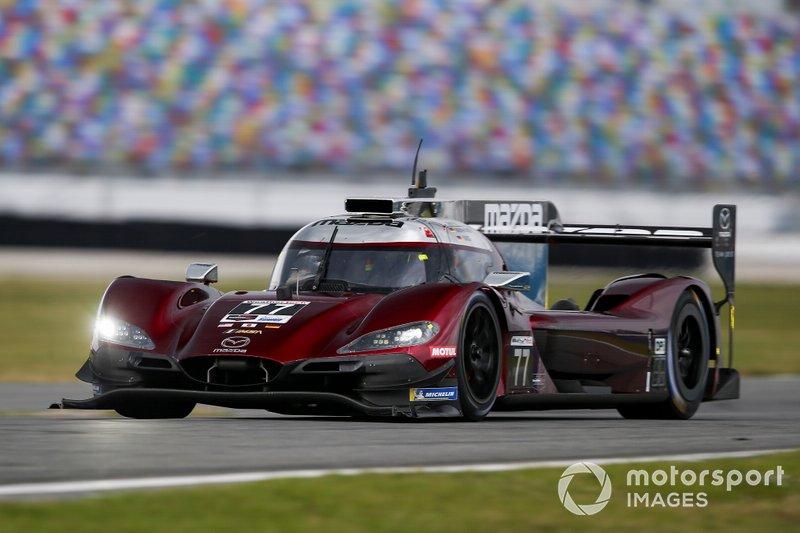 #77 Mazda Team Joest, Mazda DPi (DPi)