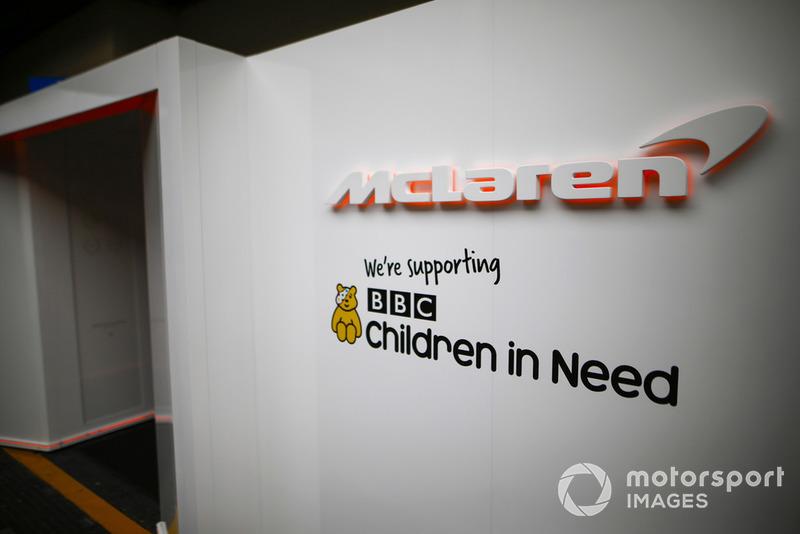 McLaren, Children in Need