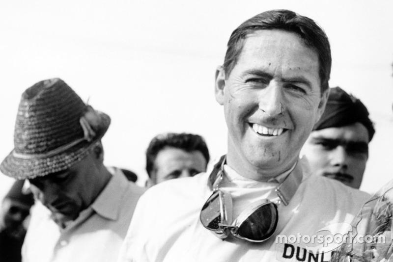 3: Jack Brabham (1959, 1960, 1966)