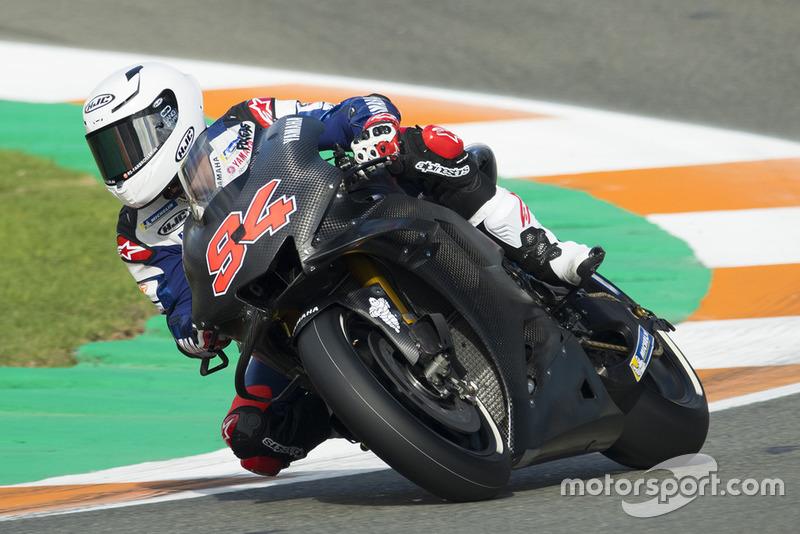 Jonas Folger (Yamaha Factory Racing)