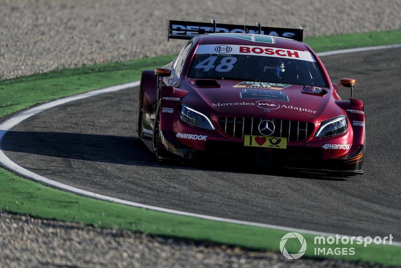 6. Edoardo Mortara, Mercedes-AMG Team HWA, Mercedes-AMG C63 DTM