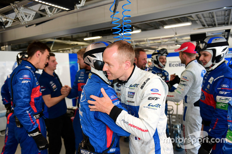 GTE PRO polesitter #66 Ford Chip Ganassi Racing Team UK Ford GT: Olivier Pla