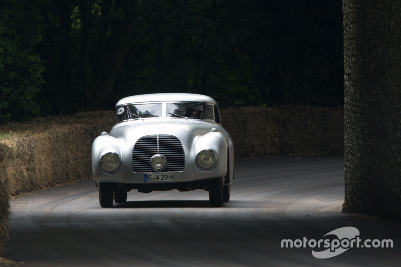 Mercedes -Benz 540 K Streamliner