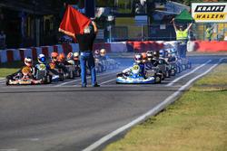 Spannende Rennen im DSKC