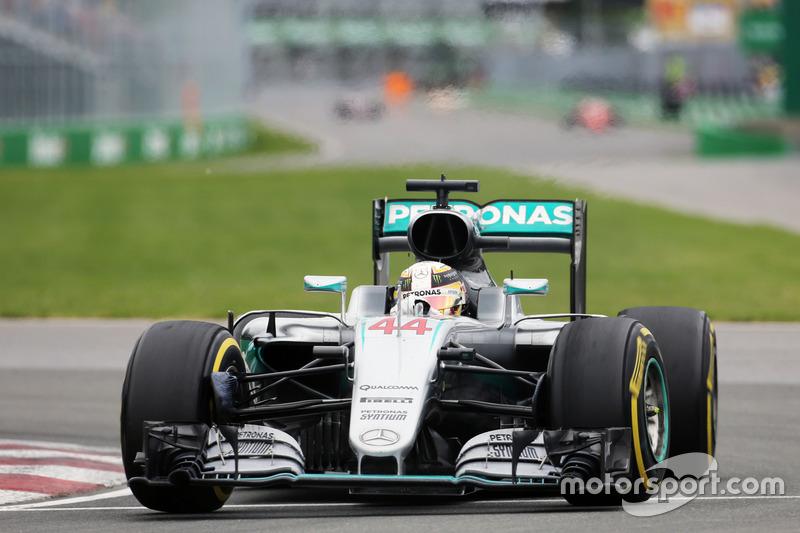 2016 - Lewis Hamilton, Mercedes