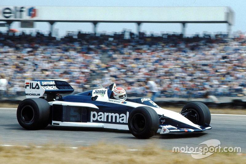 Parmalat и Brabham