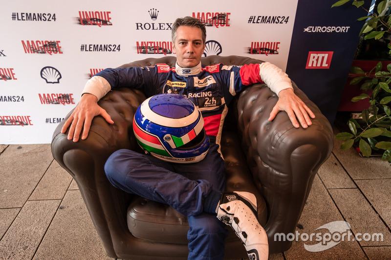 #27 SMP Racing BR01 Nissan: Мауріціо Медіані