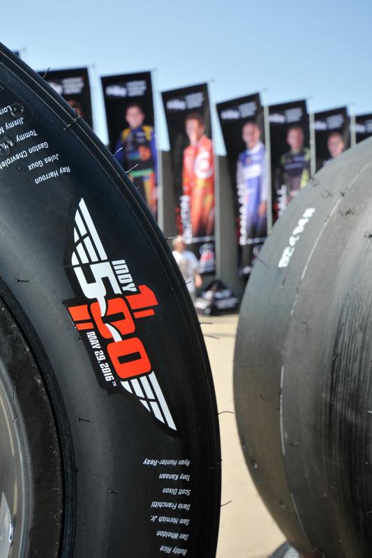 Un pneu Firestone