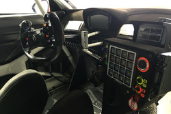 #7 BMW Team Studie BMW M6 GT3 cockpit