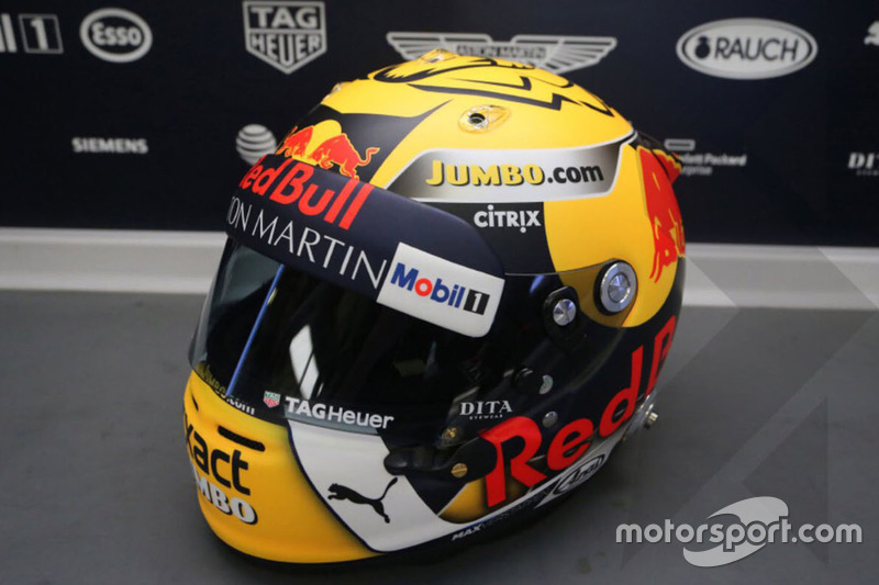 Diseño especial para el GP de Austria 2018
