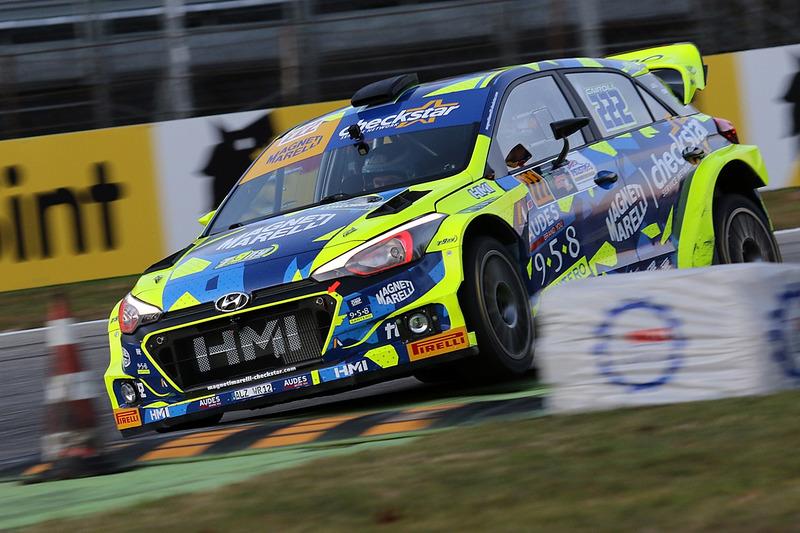 Тони Кайроли, Данило Фаппани, Hyundai NG i20 WRC