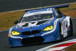 #91 Team AAI BMW M6 GT3: Jun-San Chen, Jesse Krohn, Chaz Mostert