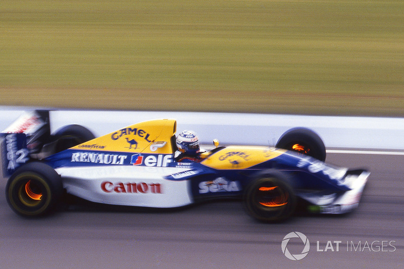 1993: Williams FW15C