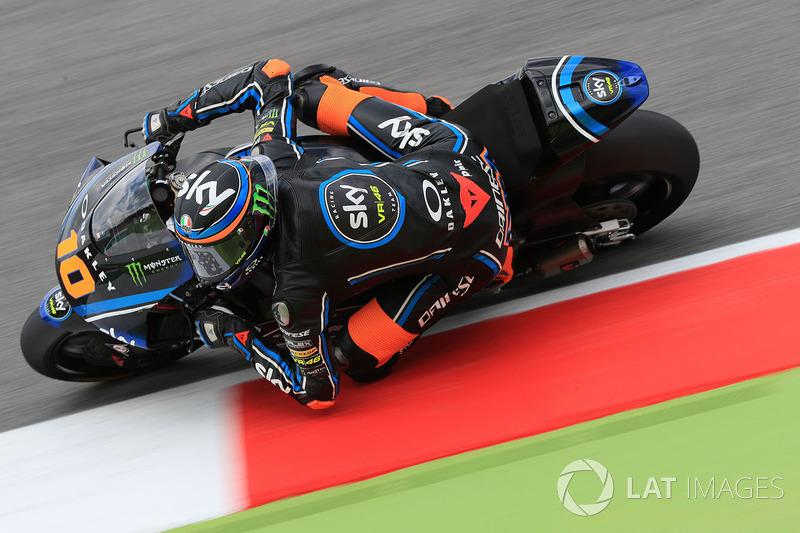 Luca Marini, Sky Racing Team VR46 Moto2