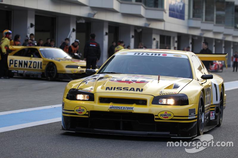 影山正美/ペンズオイル・ニスモ GT-R(R34 スカイライン GT-R 1999 年 GT500 仕様)