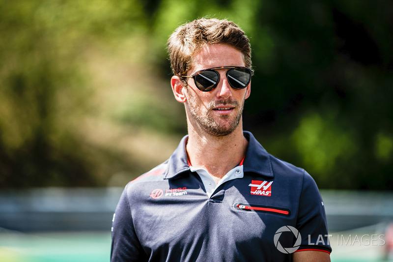 Romain Grosjean (Frankrijk)