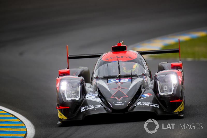 4. LMP2: #28 TDS Racing, Oreca 07 Gibson