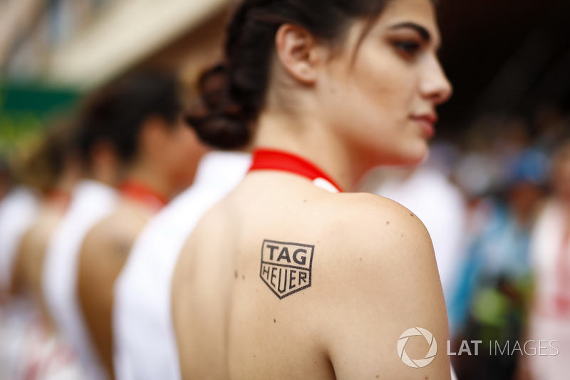 Chicos y chicas Tag Heuer