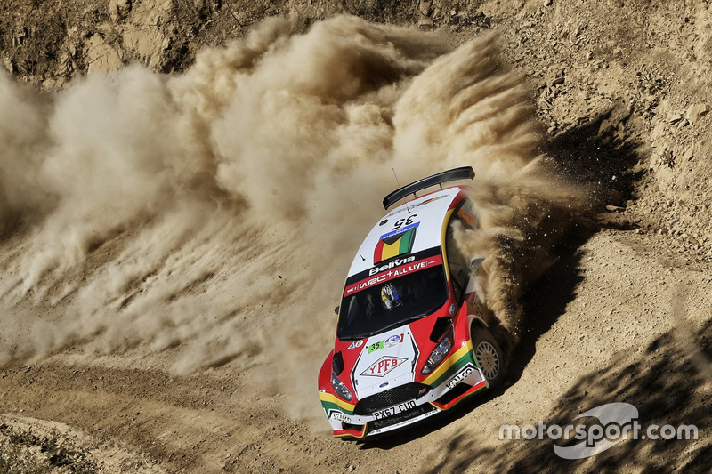 Marco Bulacia Wilkinson, Fernando Mussano, Ford Fiesta R5