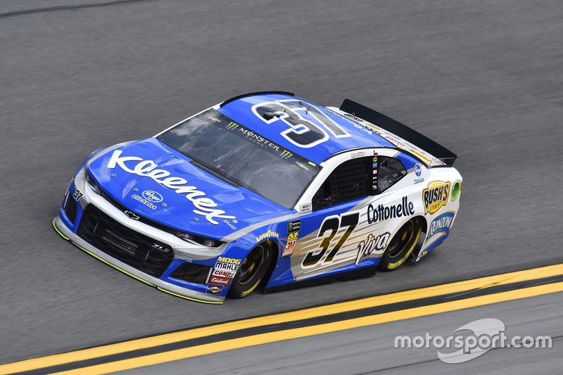 5. Chris Buescher, JTG Daugherty Racing, Chevrolet