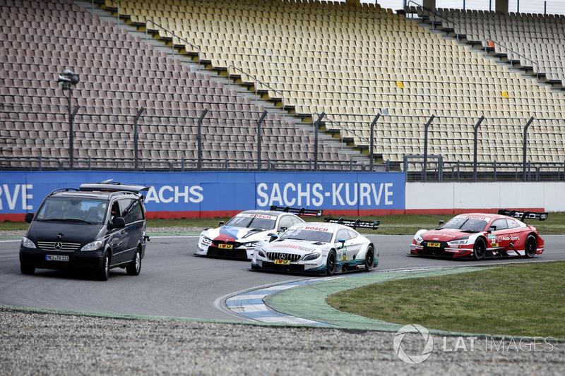 Pascal Wehrlein, Mercedes-AMG Team HWA, Mercedes-AMG C63 DTM, Marco Wittmann, BMW Team RMG, BMW M4 D