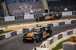 Petter Solberg et Joel Eriksson pilotent la Whelen NASCAR