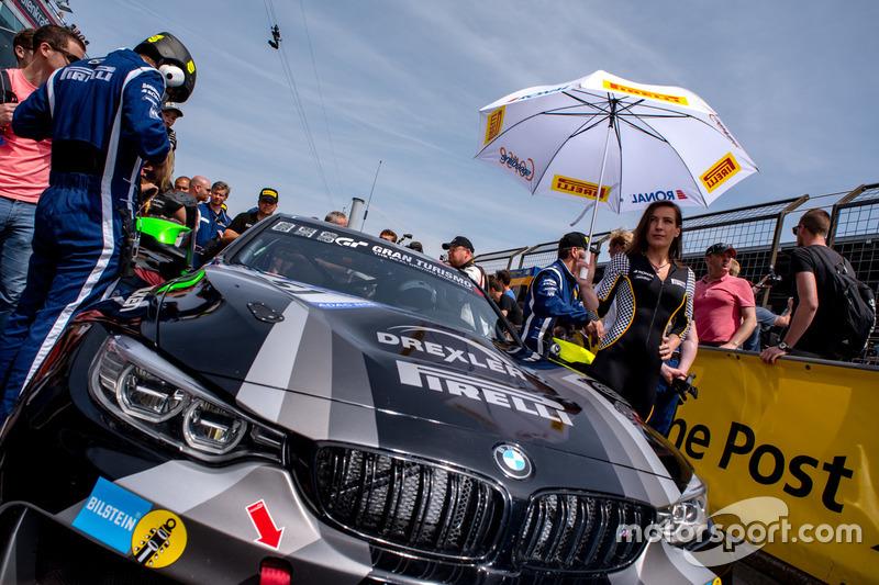 Уве Эберц, Филипп Гёшель, Моран Готт, Франк Вайсхар, Team Schirmer, BMW M4 (№51)