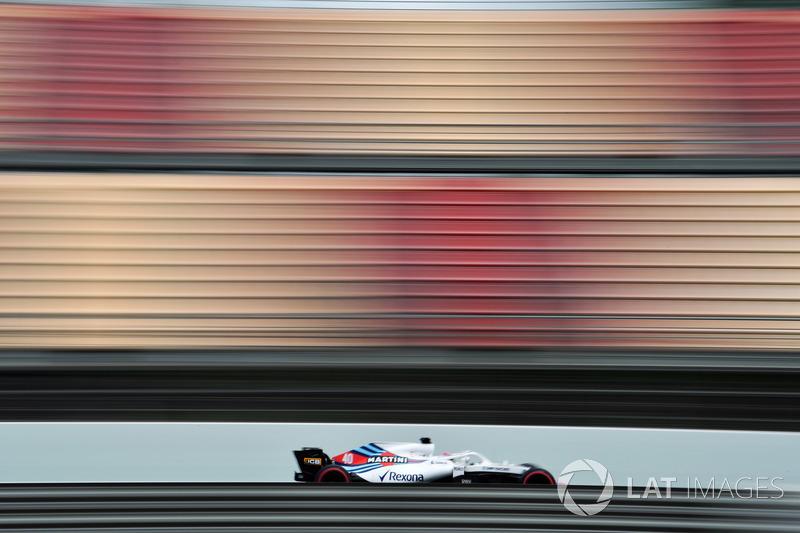 Роберт Кубица, Williams FW41