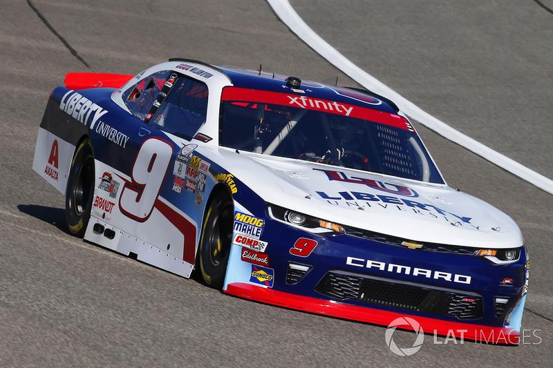NASCAR Xfinity (NXS): JR Motorsports, Chevrolet Camaro