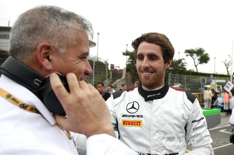 Daniel Juncadella, Mercedes-AMG Team Driving Academy, Mercedes - AMG GT3