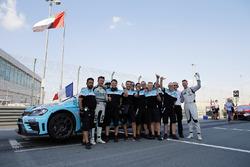 Il Campione 2017 TCR International Jean-Karl Vernay, Leopard Racing Team WRT