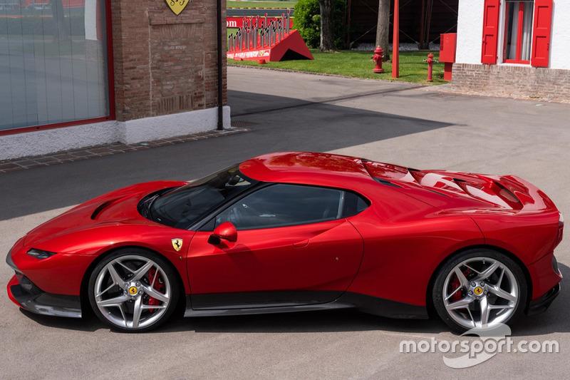 Ferrari SP38 onthulling