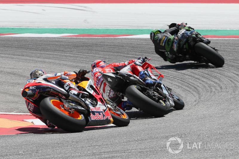 Johann Zarco, Monster Yamaha Tech 3, Divizioso, Dani Pedrosa, Repsol Honda Team