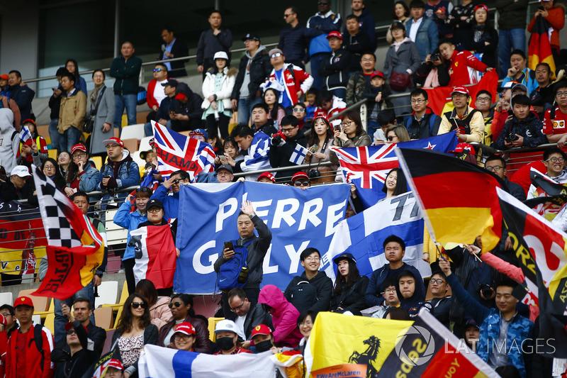 Du soutien pour Pierre Gasly, Toro Rosso