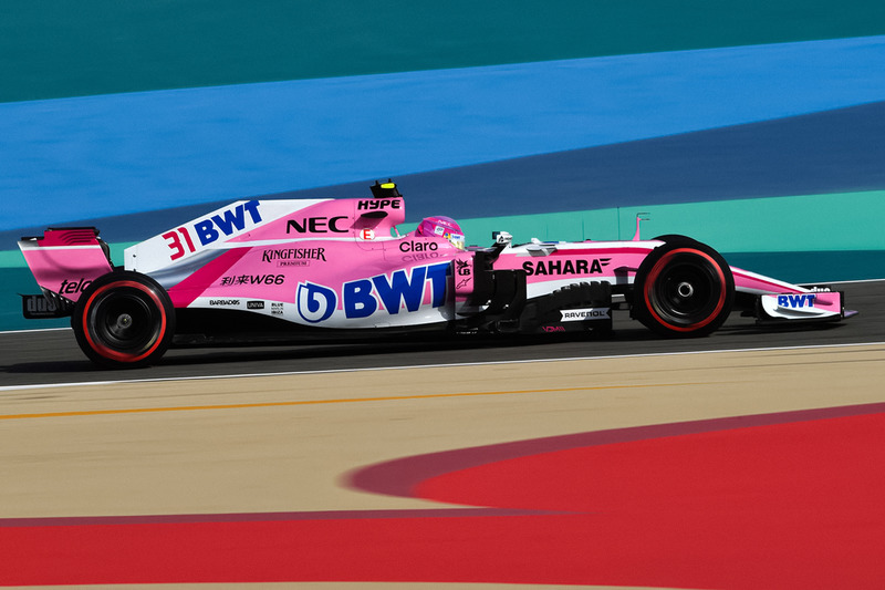 Force India VJM11 reimagined without halo