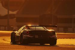 #61 Clearwater Racing Ferrari 488 GTE: Мок Вен Сан, Кейта Сава, Метт Гріффін