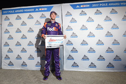 Pole: Denny Hamlin, Joe Gibbs Racing Toyota
