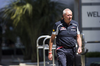 John Booth, director of racing, Toro Rosso