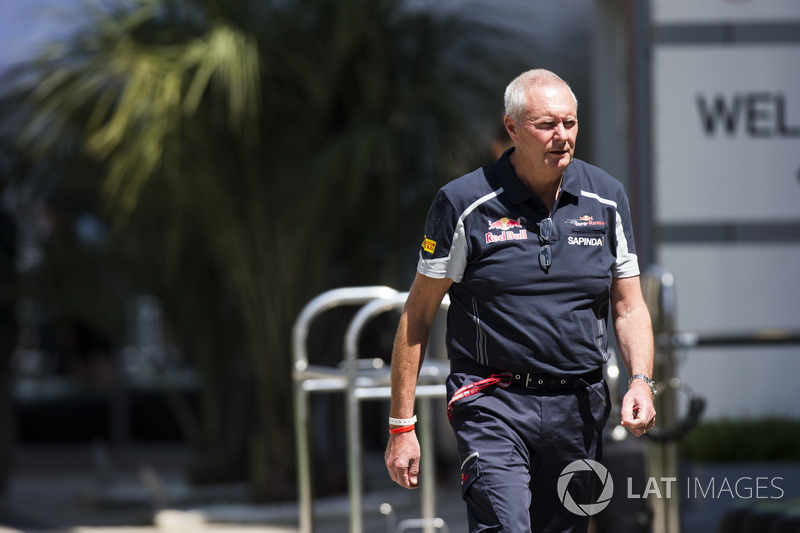 John Booth, Toro Rosso