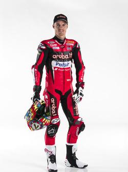 Chaz Davies, Aruba Racing Ducati