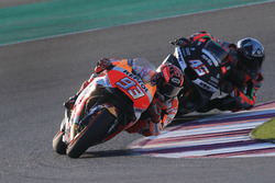 Marc Marquez, Repsol Honda Team, Scott Redding, Aprilia Racing Team Gresini